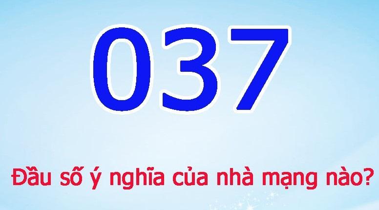 Đầu số 0376, 0386, 0796, 0856 là mạng gì? Ý nghĩa đầu số