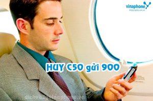 Đăng ký gọi nội mạng với gói cước C50 của Vinaphone