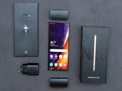 Tất tần tật về chiếc Smart Phone Samsung Note 20 Ultra 5G