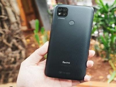 Điện thoại Redmi 9C thiết kế đơn giản, màu sắc trẻ trung